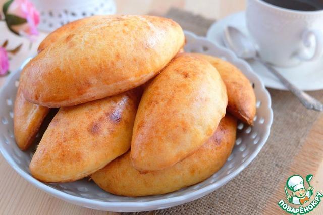Творожное тесто в духовке пошаговый рецепт с