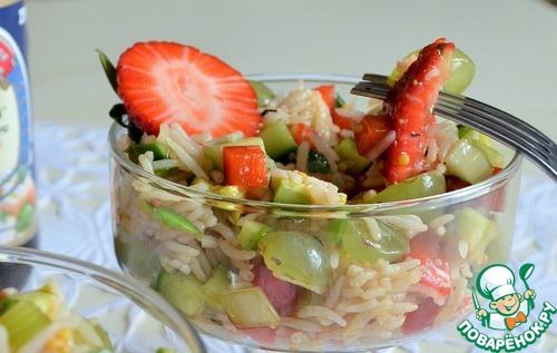 Салат без майонеза поваренок