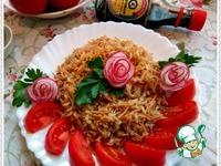 Ароматный жареный рис ингредиенты