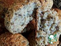 Овсяные булочки на творожном тесте ингредиенты
