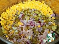 Немецкий картофельный салат ингредиенты