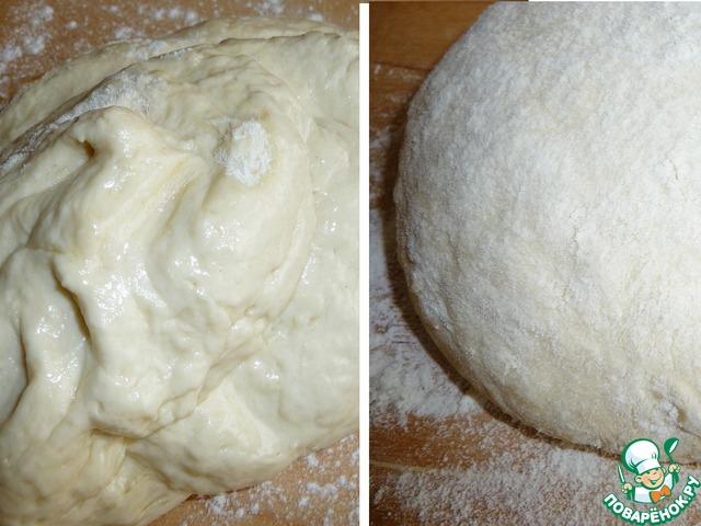 Рецепты теста на кефире и творога
