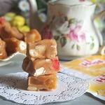Ванильная помадка с орехами и цукатами