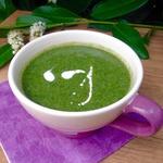 Весенний крапивный суп-пюре