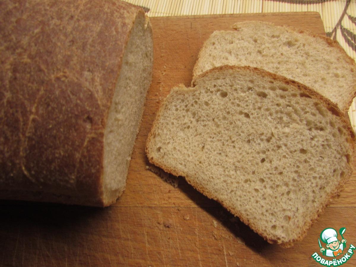 Ржаной хлеб своими руками в духовке рецепты