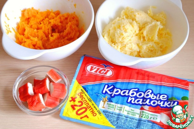 Крабовые палочки  985 рецептов  Cookpad