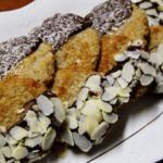 Миндально-кокосовое печенье
