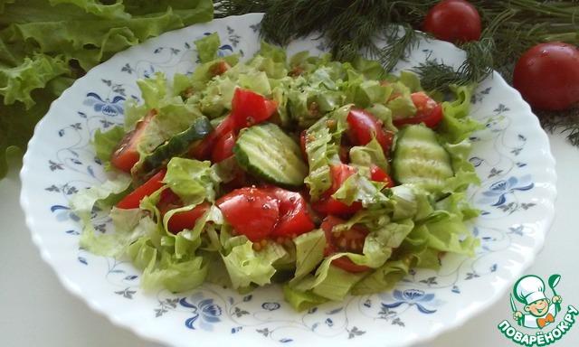 Заправки для салатов из пекинской капусты и огурцов