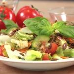 Эффектная заправка для салатов