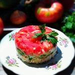 "Салат мясной с овощами ""Август"""