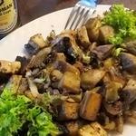 Баклажаны Cиние грибы