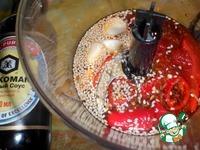 Баклажаны с куриной грудкой по-китайски ингредиенты