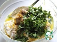 Курица в маринаде по-гречески ингредиенты