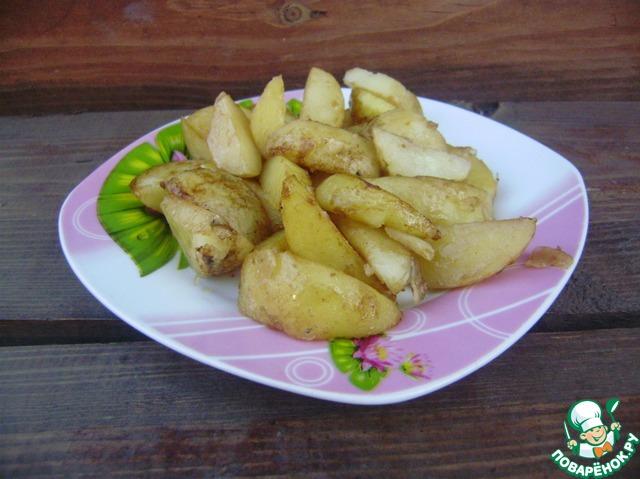 рецепты картофеля с соевым соусом Результаты поиска запросу