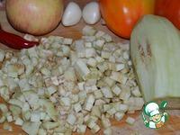 Чатни из баклажанов ингредиенты