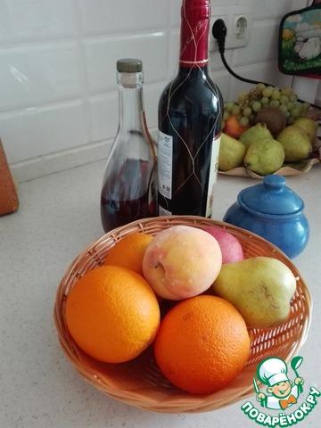 Как сделать вино с яблок и груш