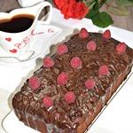 """Шоколадный кекс с печеньем """"Виктория"""""""