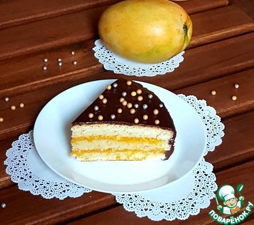 "Торт ""Танго-Манго"""