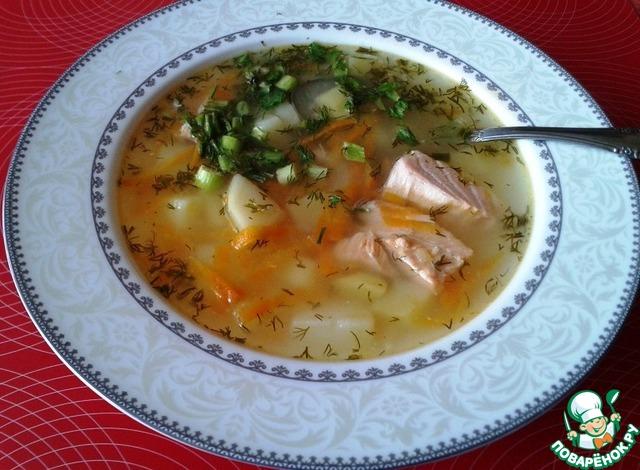 Поваренок рыбный суп