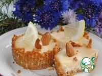 Лимонно-миндальные тарталетки ингредиенты
