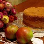 Мамина Шарлотка с яблоками