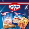 """Конкурс рецептов """"Новогодняя выпечка с Dr. Oetker"""""""