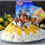 Торт «Новогоднее облако»