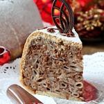 Рождественский стонский торт