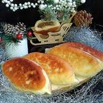 Острые фасолевые пирожки по-грузински