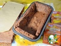 Торт с муссом и малиновым конфи ингредиенты