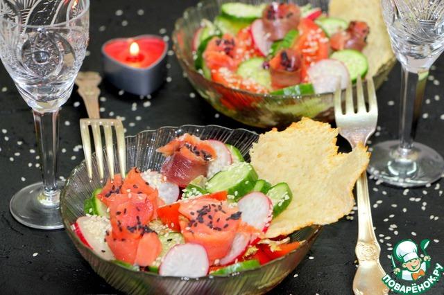 Что приготовить на легкий романтический ужин