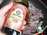 Осьминог, жаренный в остром соусе ингредиенты