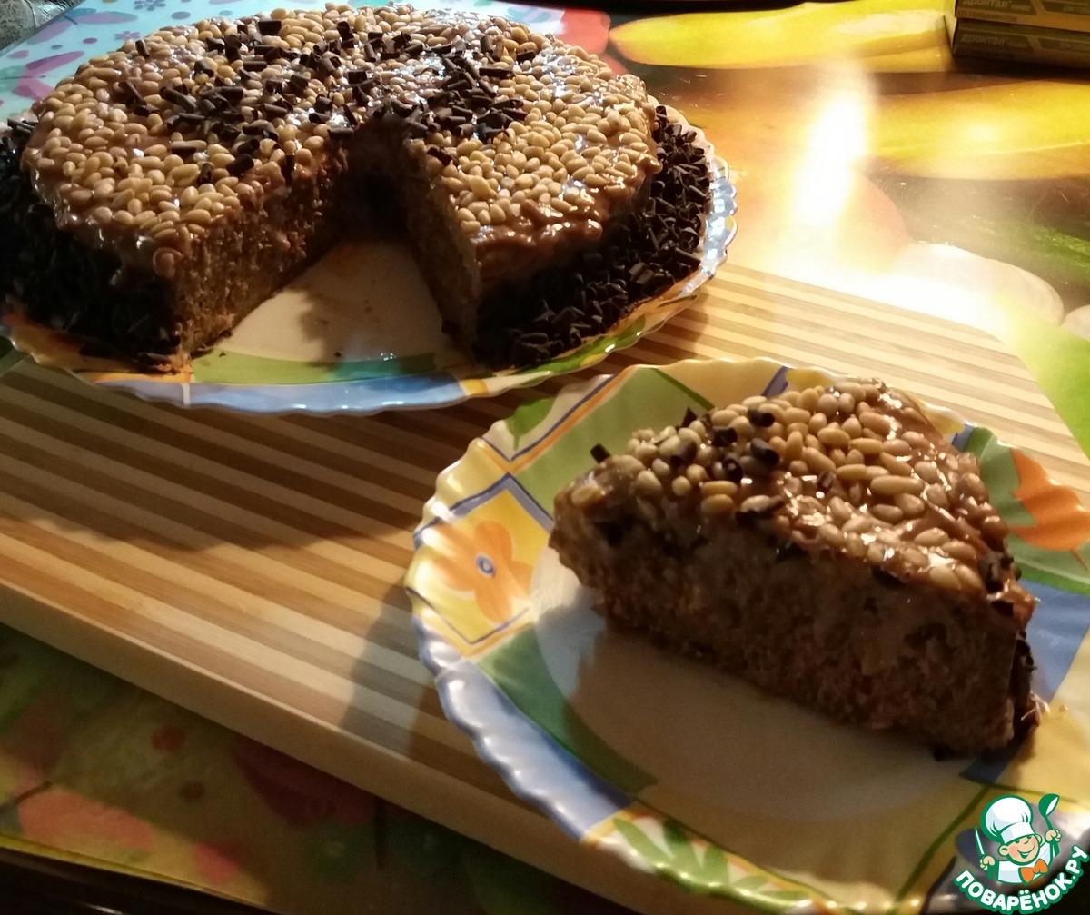 Королевский торт с маком изюмом и орехами рецепт пошагово