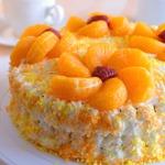 """Домашний морковный торт """"Ах"""""""