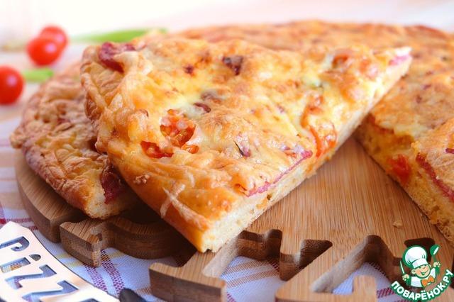 Пирог пицца рецепты 74