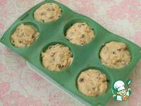 Кексы с черносливом на кефире ингредиенты