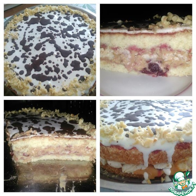 Меренга на торт рецепт пошагово в домашних условиях