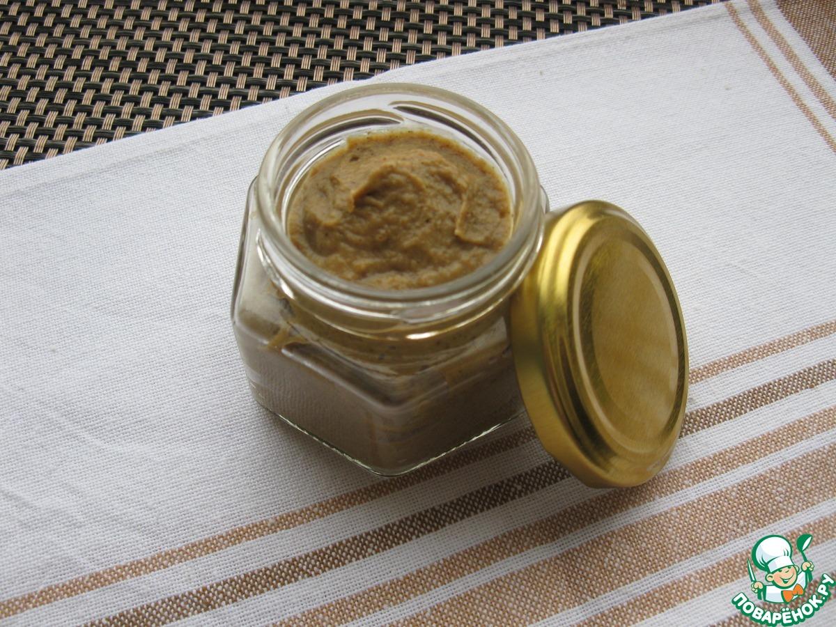 Горчица рецепт приготовления на огуречном