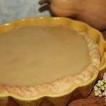 Тыквенный пирог со сливочной помадкой