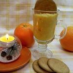 Быстрый апельсиновый десерт