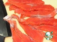 """Рыбная закуска с креветками """"Соблазн"""" ингредиенты"""