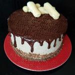 """Торт """"Ваниль-шоколад"""""""