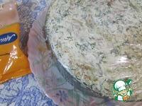 Кабачковый торт с помидорами и сыром ингредиенты