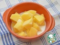 Деревенские картофельные блины ингредиенты