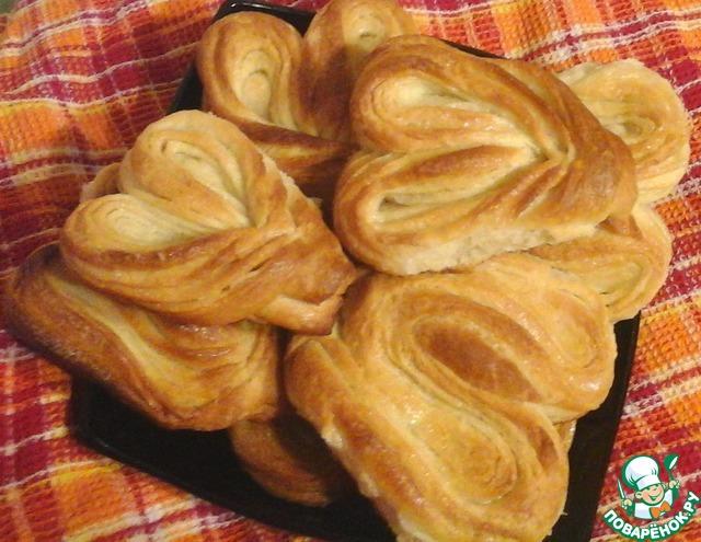 Московская булочка рецепт пошагово