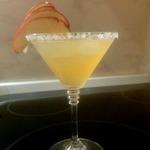 Имбироно-яблочный напиток Маргарита