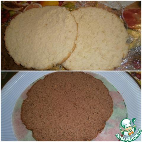 Бисквит с разрыхлителем рецепт с пошагово