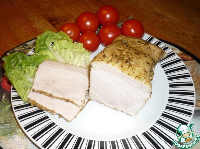 Пастрома свинины рецепт фото