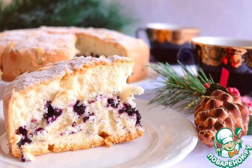 Сладкие бисквитные пироги рецепты с