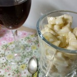 Сырно-фруктовая закуска к вину